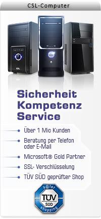 Sicherheit Kompetenz Service - TÜV geprüft