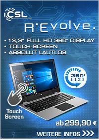 Das CSL R'Evolve Convertible!