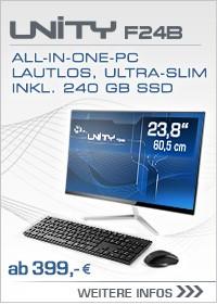 CSL Unity F24B All in One PC mit 240GB SSD