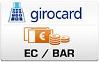 Abholung EC-/Barzahlung