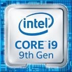 Intel Core i9 9th Gen Logo