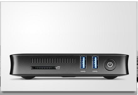 CSL Narrow Box UHD Compact Front