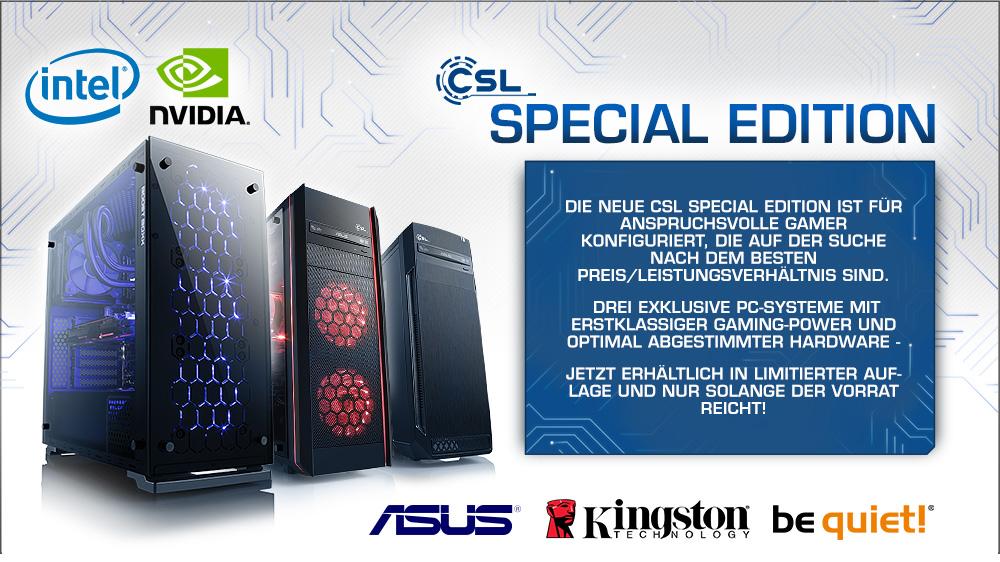 CSL Special Edition 2018