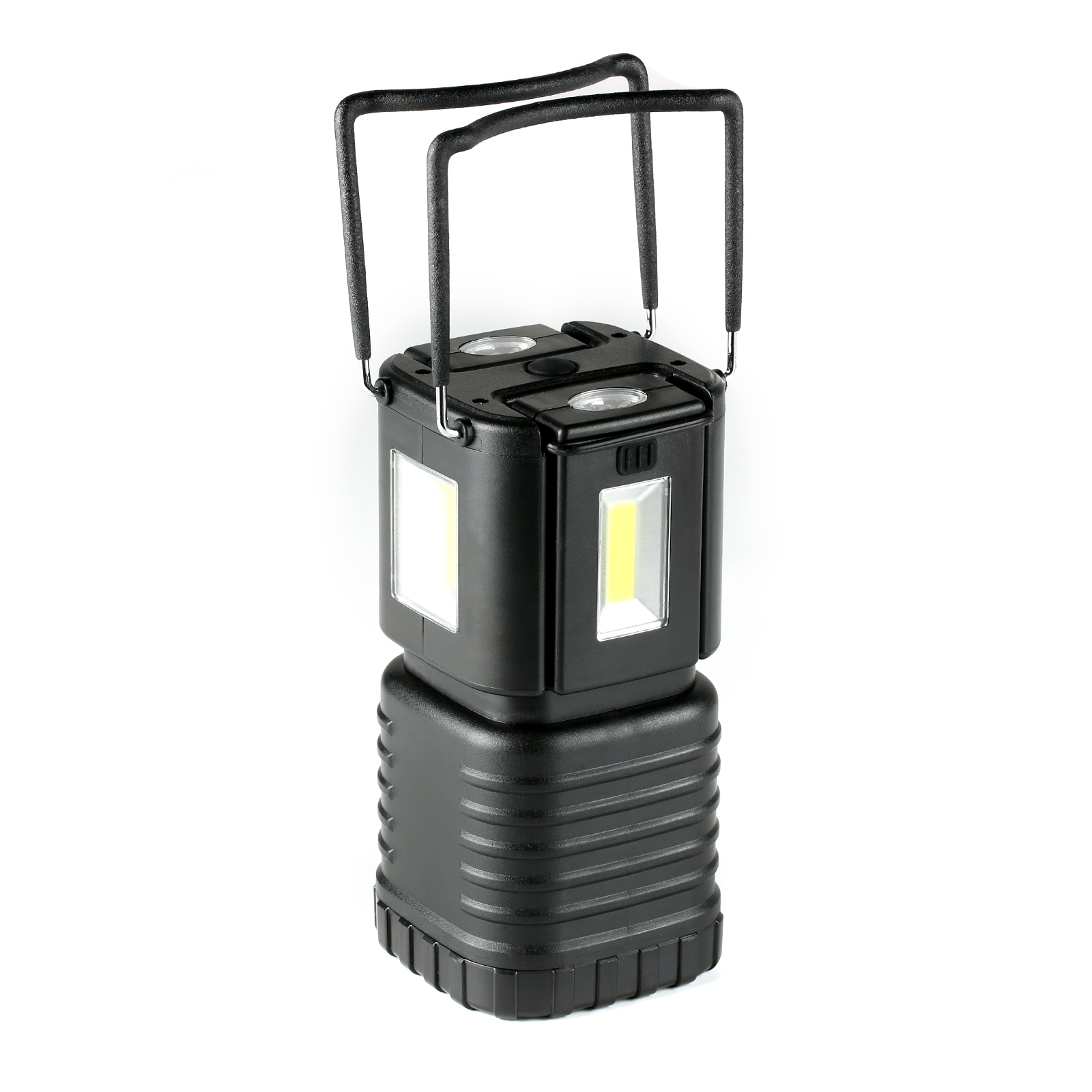 CSL LED Camping-Leuchte Energieeffizienzklasse A 2 abnehmbare Taschenlampen LED Campinglampe // Laterne