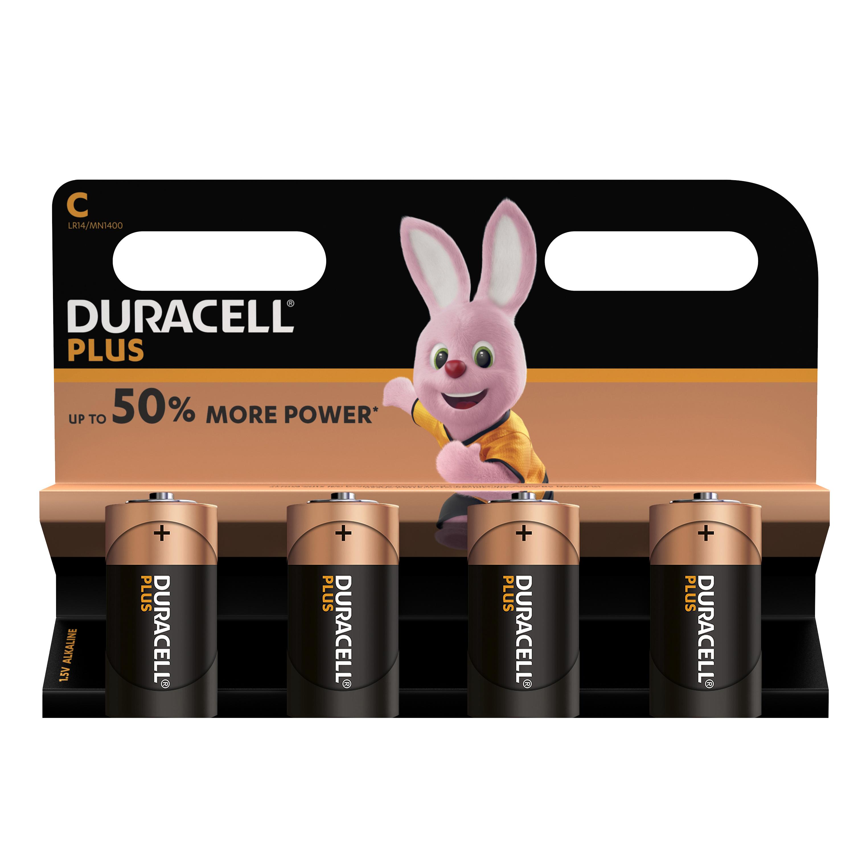 Batterie Baby C : 4 x duracell baby c plus power lr14 um2 mn1400 batterie 1 ~ Watch28wear.com Haus und Dekorationen