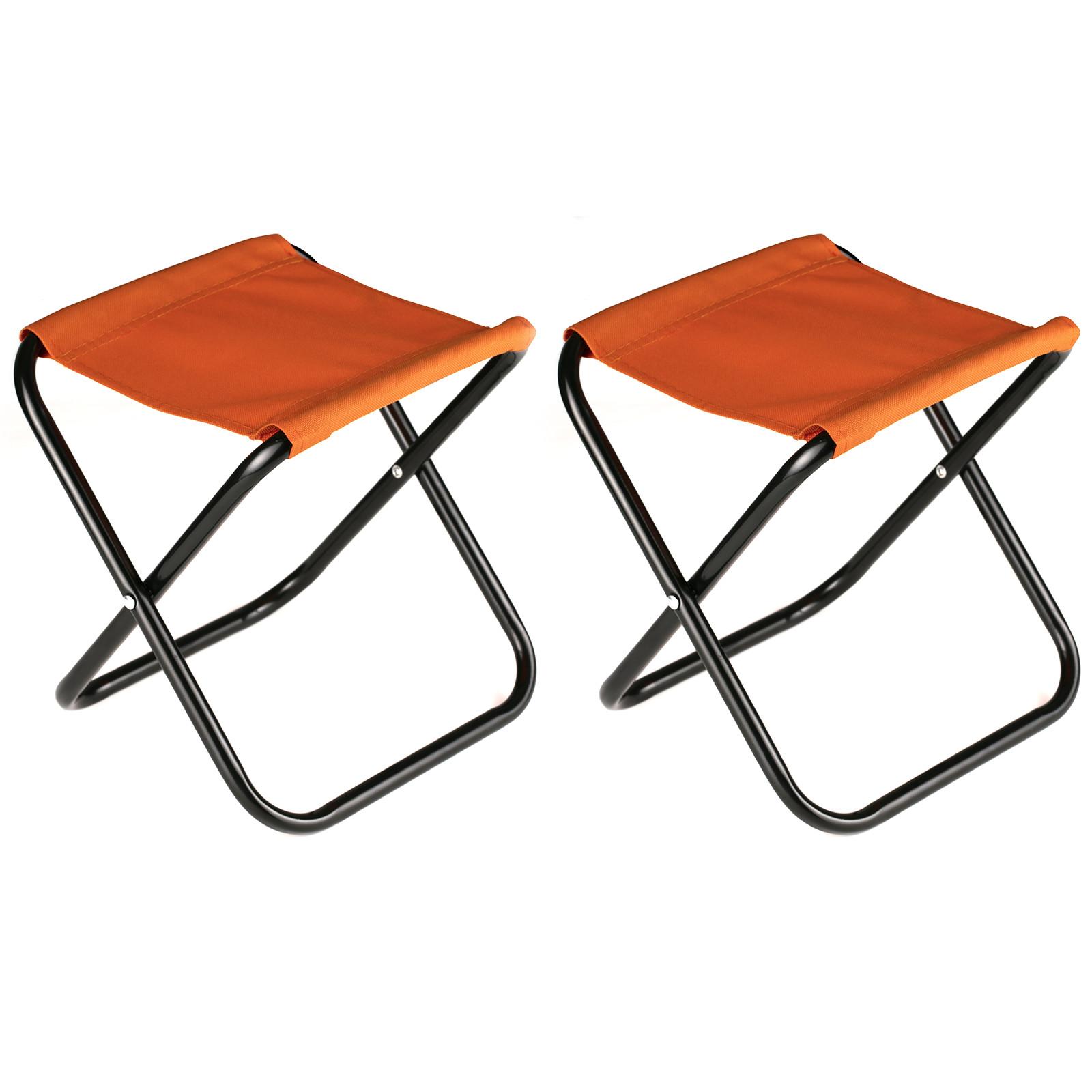2 x klappstuhl campingstuhl angelstuhl anglerstuhl klapphocker falthocker kinder ebay. Black Bedroom Furniture Sets. Home Design Ideas