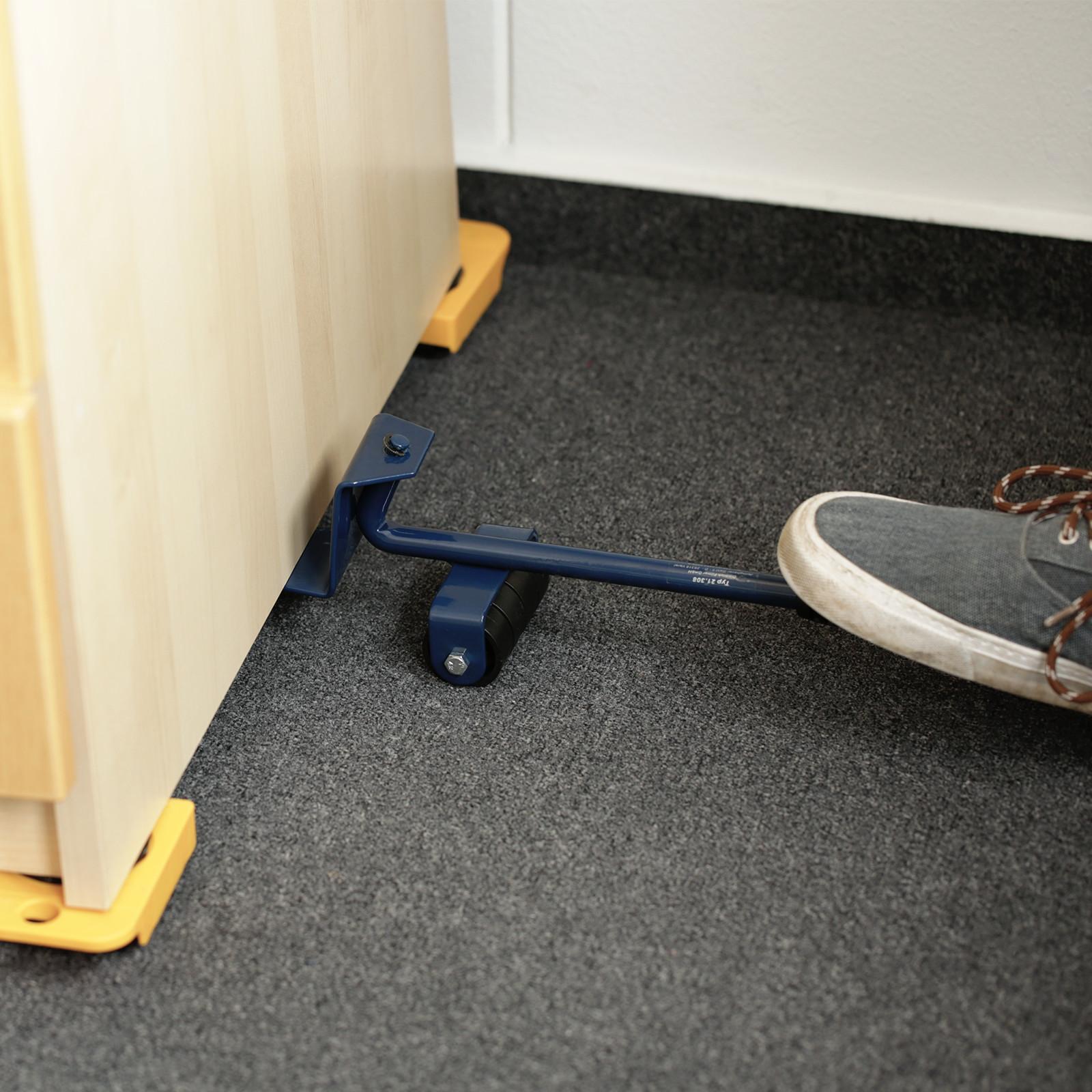 möbelrollen umzug transport roller set möbelhund möbelroller